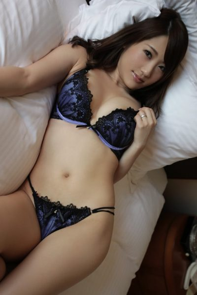 Hisako - provider of sensual massages in london