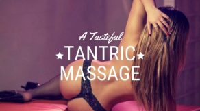 a tastful tantric massage in london